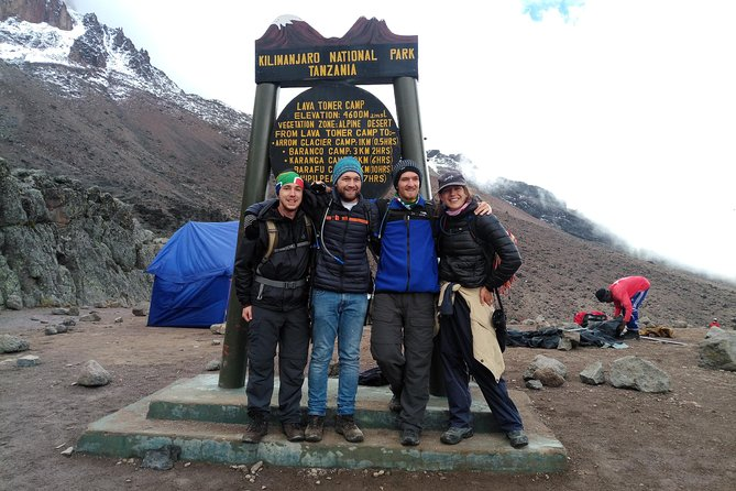 6 days Machame route climbing Mt.Kilimanjaro photo 3