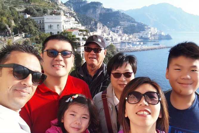 Day Trip from Rome to the Amalfi Coast