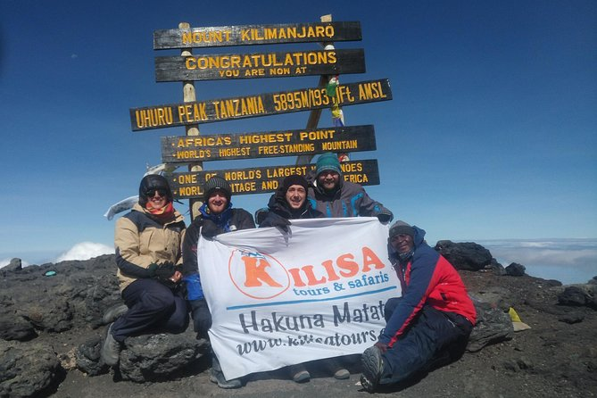 5 Days Marangu route Climbing Mt. Kilimanjaro photo 2