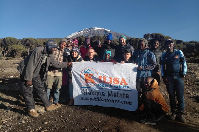 5 Days Marangu route Climbing Mt. Kilimanjaro photo 8