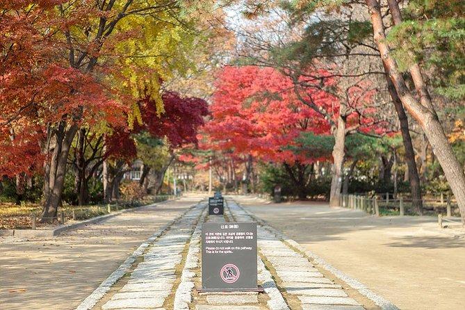 Seoul UNESCO & HERITAGES Walking Tour