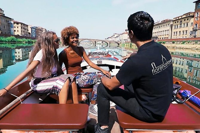 Cruise the Florence River on a Traditional Barchetto