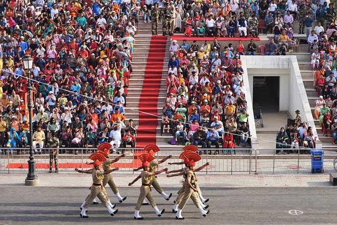 Amritsar City Tour ( Including Wagah Border Ceremony.)