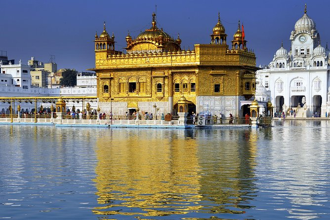 Amritsar Golden Temple Tour.