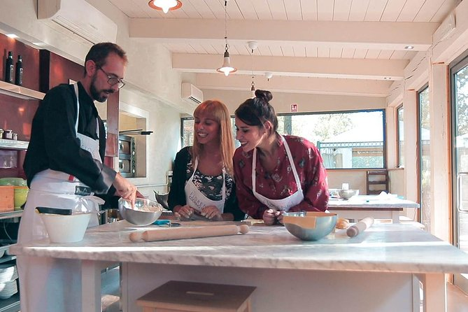 Private Pizza and Gelato Organic Cooking Class in a Tuscan Farmhouse