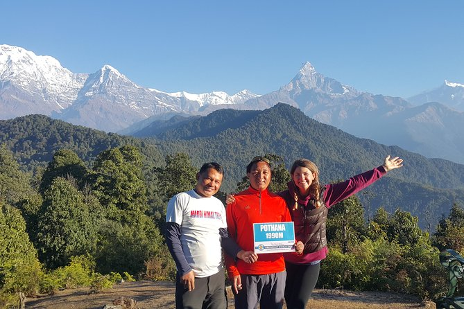 Annapurna Base Camp Trek photo 12