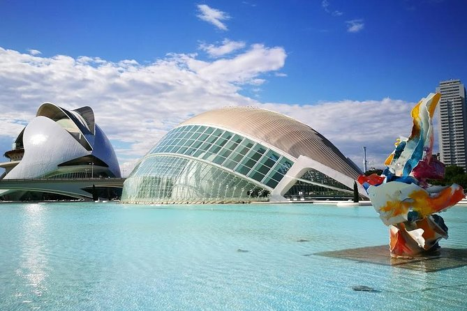 4-Hour Valencia Private Tour with transport