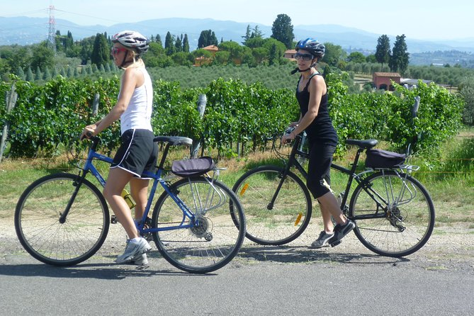 Tuscany Bike or E-Bike Tour from Florence with Tuscan lunch photo 2