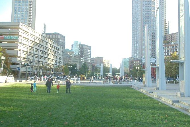 Boston Civic Center Tourist Scavenger Hunt