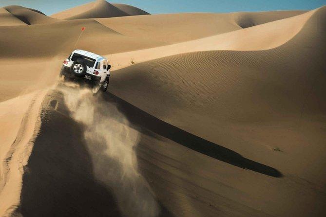 Abu Dhabi Ultimate Desert Safari in the Empty Quarter 4WD Adventure & Wild Life
