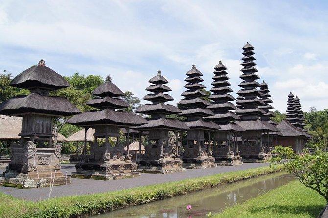 Batukaru Temple and Jatiluwih