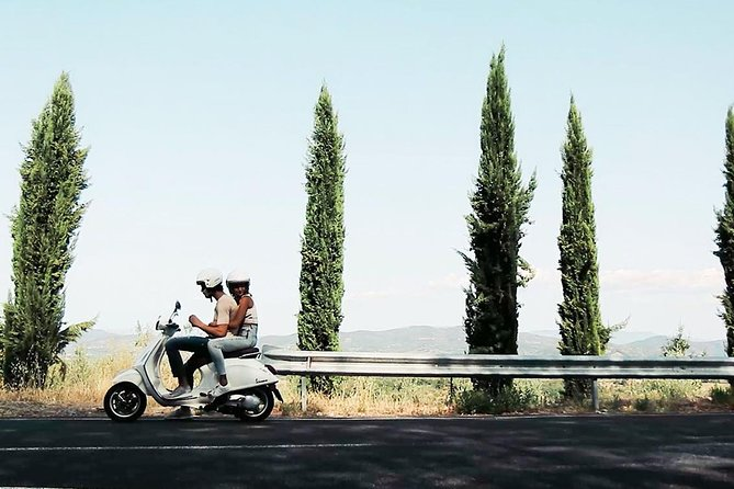 Vespa Tour in the Chianti