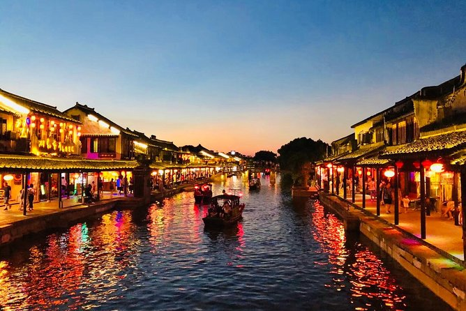 Private Shanghai Water Town Day Tour