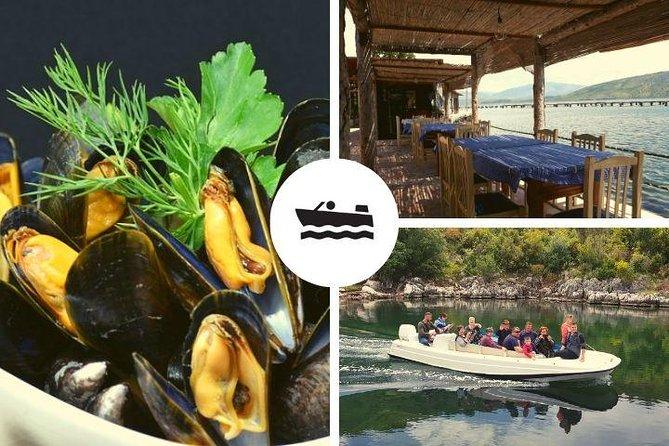 Lake Butrint Mussel Tour