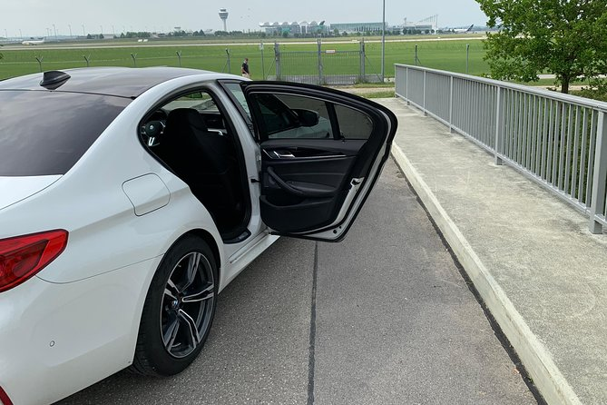Private Airport Transfer: Brussels to Brussels Airport (BRU)
