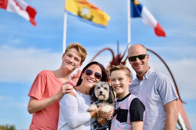 Nos visites guidés vous permettent de profiter de vos vacances en famille.  Our walking tours help you to enjoy your family vacation.