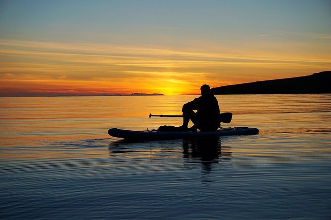 Reykjavik City SUP & Sunset Tour | Small Group