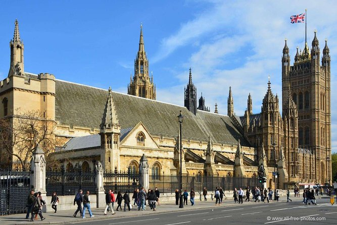 Westminster Heart of the Nation Walking Audio Tour by VoiceMap