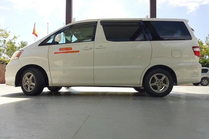 Minvain - For Zanzibar Airport Transfers ( Max 7 people)