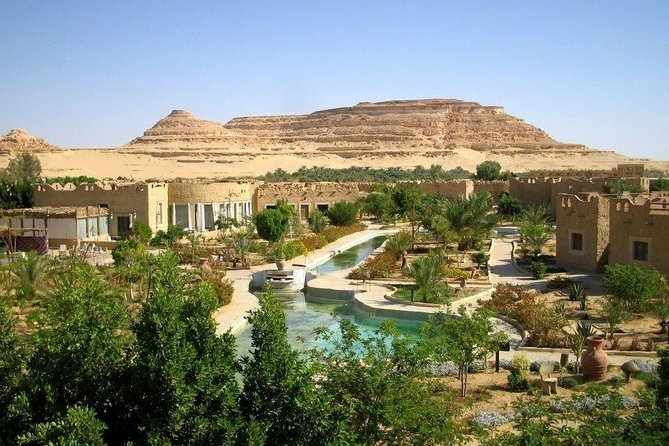Package 14 Days 13 Nights to Pyramids, Oasis , Luxur & Aswan Cruise photo 10