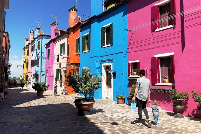 Full-day excursion to Murano Burano and Torcello from Jesolo - Punta Sabbioni