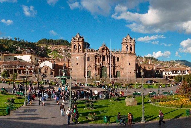 City Tour Cusco - Peru