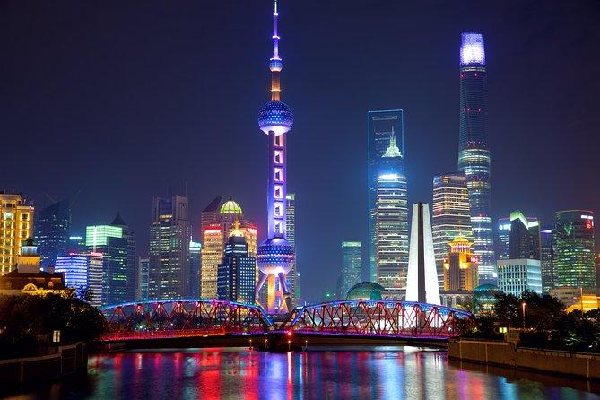 Half Day Private Tour: The Shanghai Evening Adventure w/Huangpu River Cruise