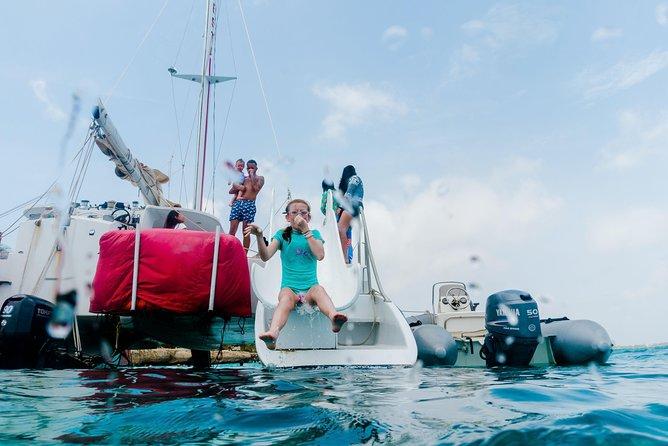 Lunch & Snorkel Sail
