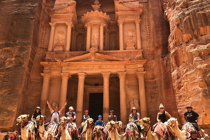 10 Days Footsteps of Christ Holy Land Tour to Israel & Jordan including Petra