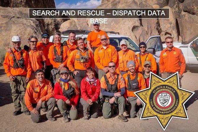 Bear Valley Search & Rescue - High-Tech Escape Room
