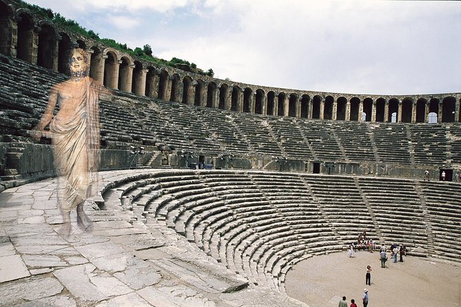 Aspendos Theatre, Perge & Side Antique City