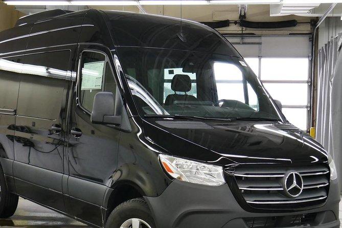 Luxury Sprinter Van LGA Airport Transfer