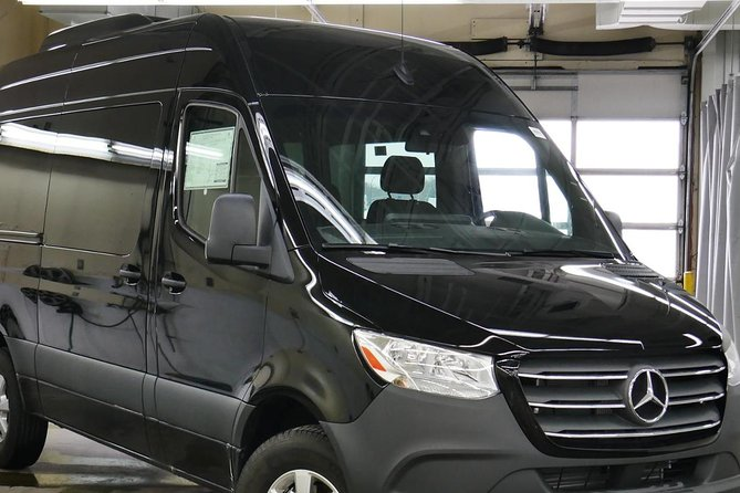 Luxury Sprinter Van JFK Airport Transfer