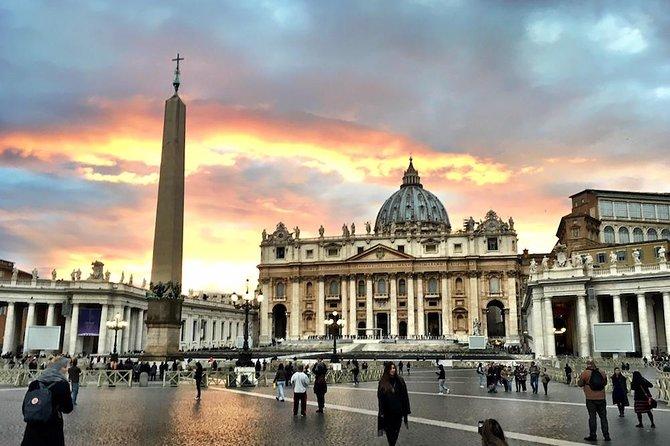 VISIT ROME: Museum Vatican Tour