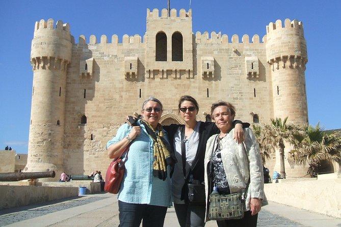 Fantastic Day Tour to Alexandria