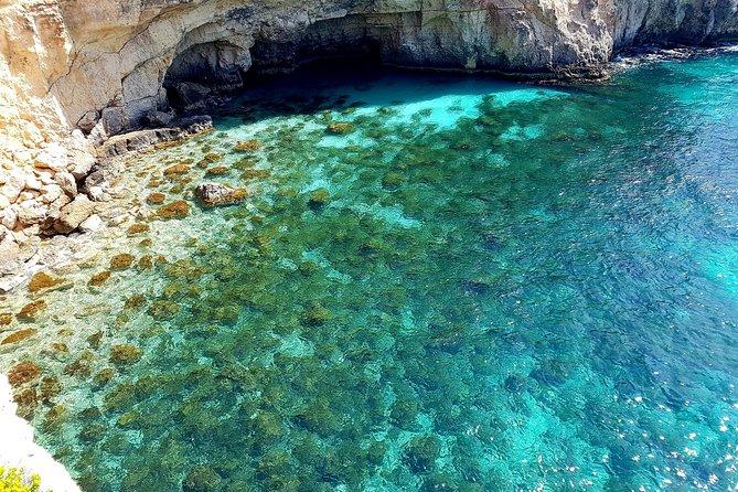 Private Boat Charter Tour Malta, Comino, Gozo, Blue lagoon T2