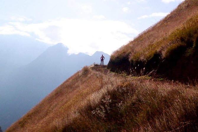 Vilcabamba to Machu Picchu