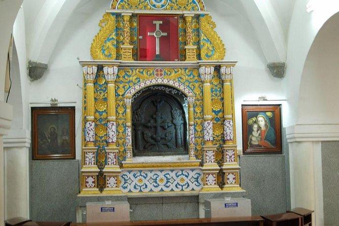 St Thomas Mount Tour Chennai