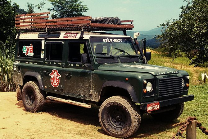 JEEP TOUR - With Cultural Tourism Guide