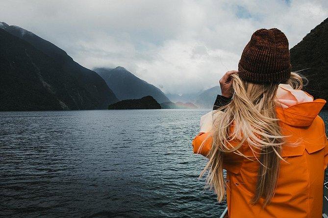 Doubtful Sound Cruise from Te Anau