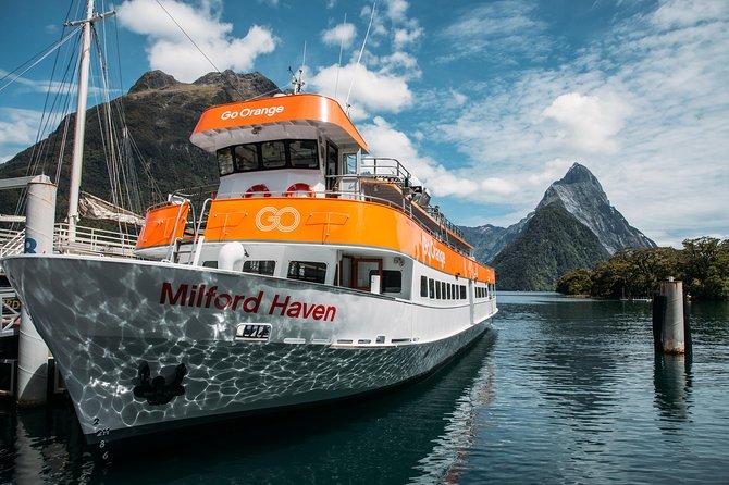 Milford Sound Cruise from Te Anau