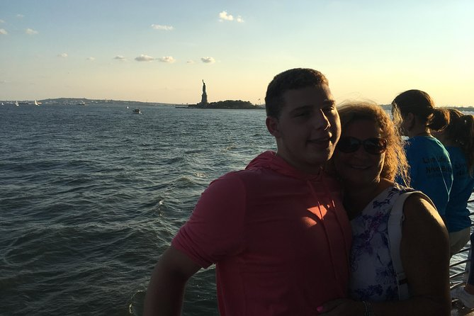 Statue of Liberty, Ellis Island, and July 4th Fireworks Cruise