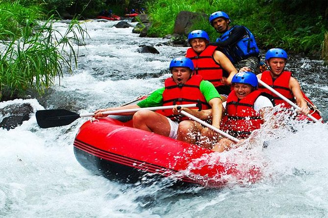 White Water Rafting Adventure with Lunch and Return Transfer Including