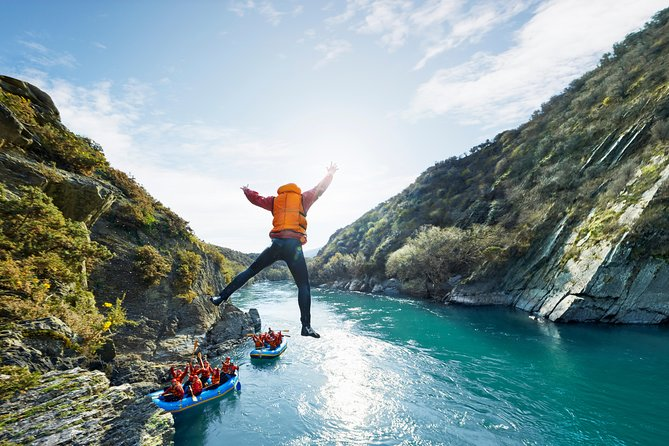 Queenstown Kawarau River Rafting and Jet Boat