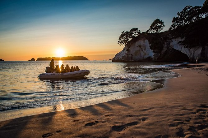 One Hour Cathedral Cove Boat Tour in Hahei