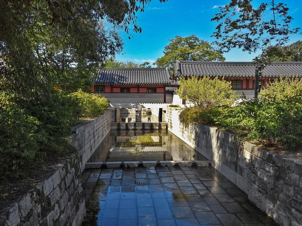 Seoul Symbolic Afternoon Tour Including Changdeokgung Palace
