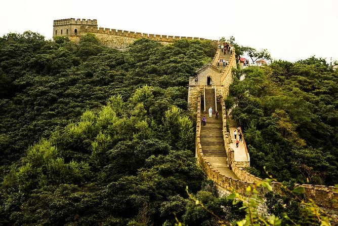 Private Mutianyu Great Wall Airport Layover Tour from Capital Airport