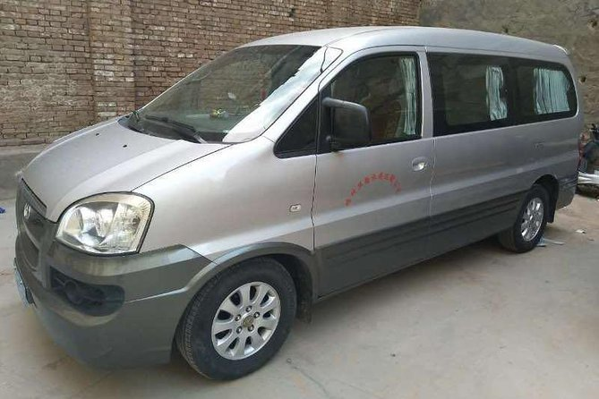 Private Dunhuang Airport Transfer to Dunhuang hotel