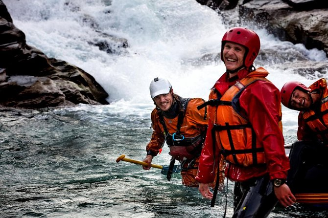 Queenstown Shotover River White Water Rafting with Optional Helicopter Upgrade