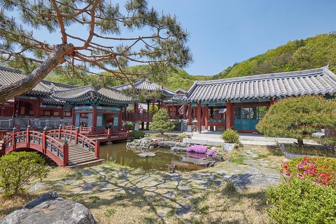 Half Day MBC Dae Jang Geum Park Tour from Seoul(Ticket+Transportation Only)